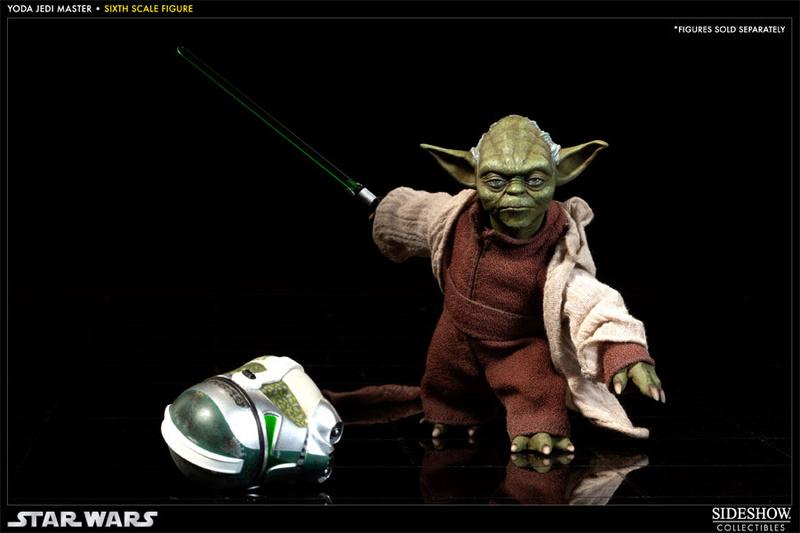 Yoda Jedi Master Sixth Scale Figure Yoda0911