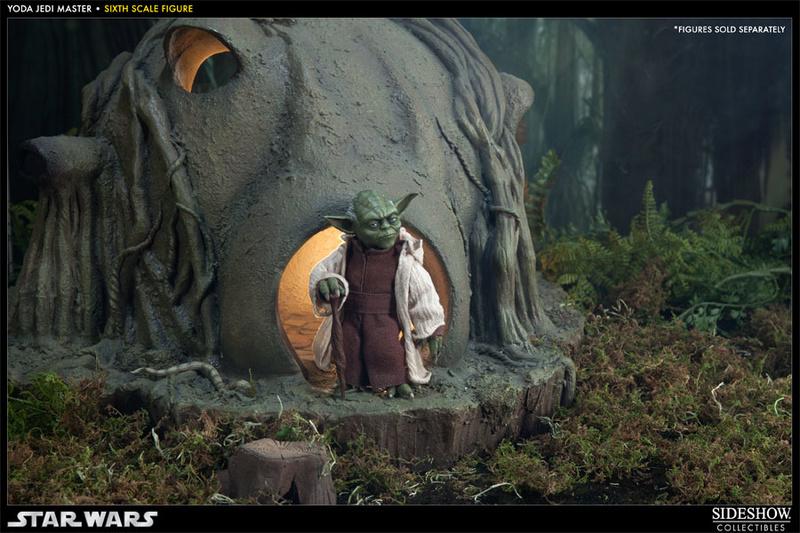 Yoda Jedi Master Sixth Scale Figure Yoda1111