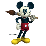 Habillage du forum  Mickey10