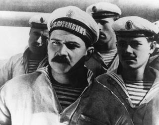 1925 - le cuirassé Potemkine - Eisenstein Battle12