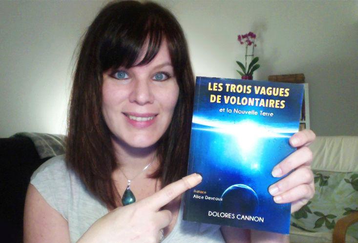 LES TROIS VAGUES DE VOLONTAIRES ET LA NOUVELLE TERRE Dolores Cannon Hypnos11