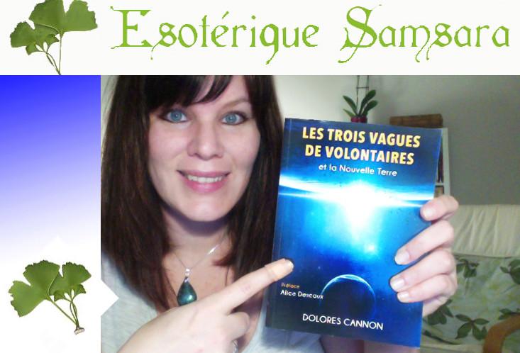 LES TROIS VAGUES DE VOLONTAIRES ET LA NOUVELLE TERRE Dolores Cannon Hypnos12