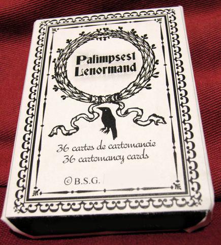 Palimpsest Lenormand Palimp12