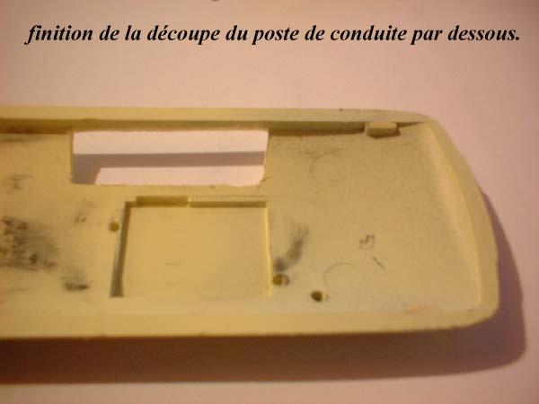 Picasso jouef VS kit l'Obsidienne: la toiture... 0210