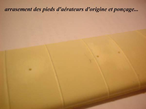 Picasso jouef VS kit l'Obsidienne: la toiture... 0310