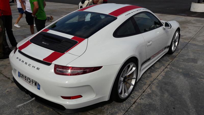 Porsche Days 2017 Magny-Cours  20170814