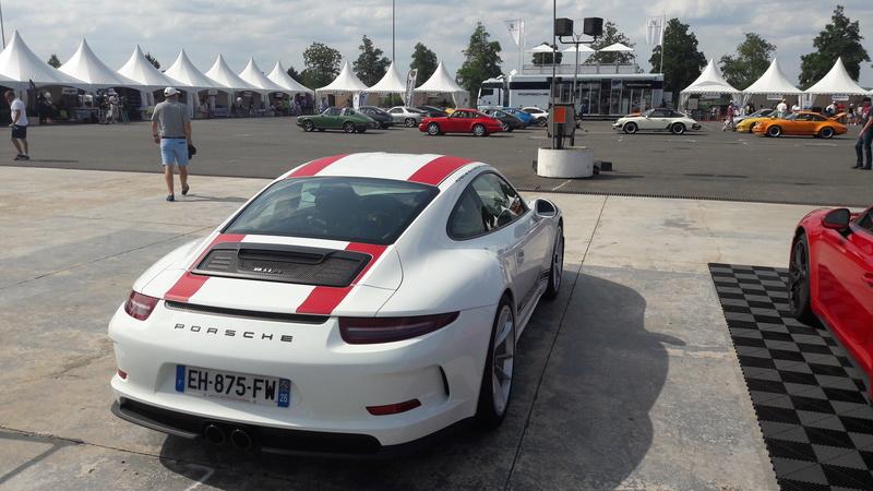 Porsche Days 2017 Magny-Cours  20170818