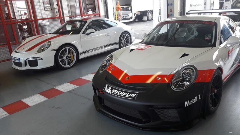 Porsche Days 2017 Magny-Cours  20170821