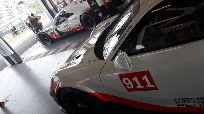 Porsche Days 2017 Magny-Cours  20170822