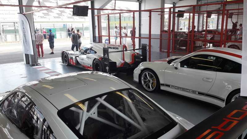 Porsche Days 2017 Magny-Cours  20170823