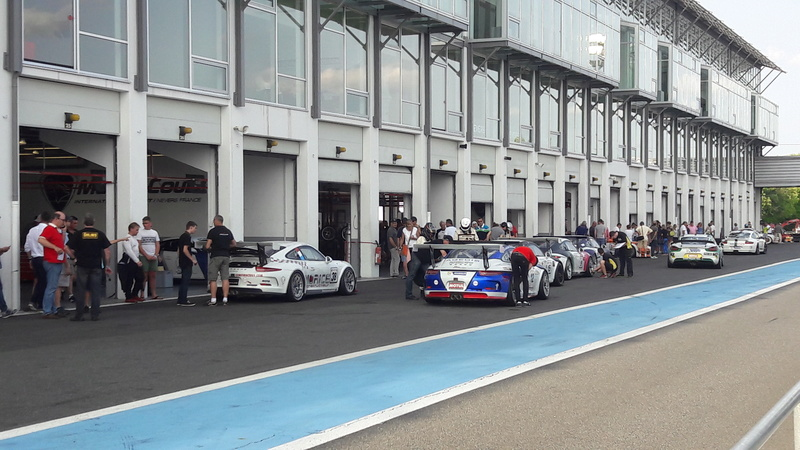 Porsche Days 2017 Magny-Cours  20170825