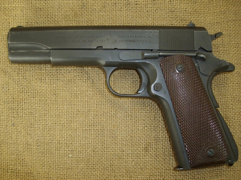 Marquage Colt 1911 A1 de 1943 Colt_111