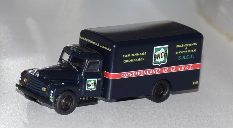 1/87 - Les camions et utilitaires  01315