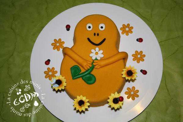 petites questions pour la réalisation de gâteaux. Barbap10