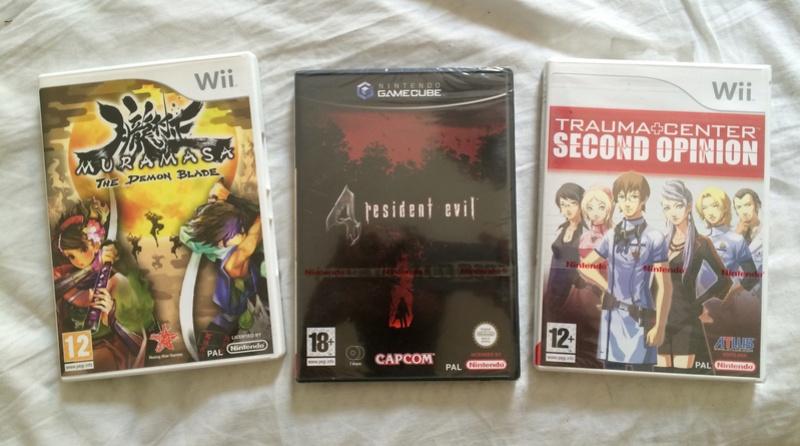 [VDS]  Jeux SFC, Wii,WiiU, RE4 GC neuf Fullsi21