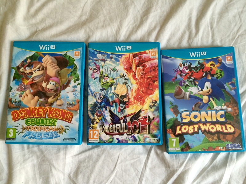 [VDS]  Jeux SFC, Wii,WiiU, RE4 GC neuf Image16