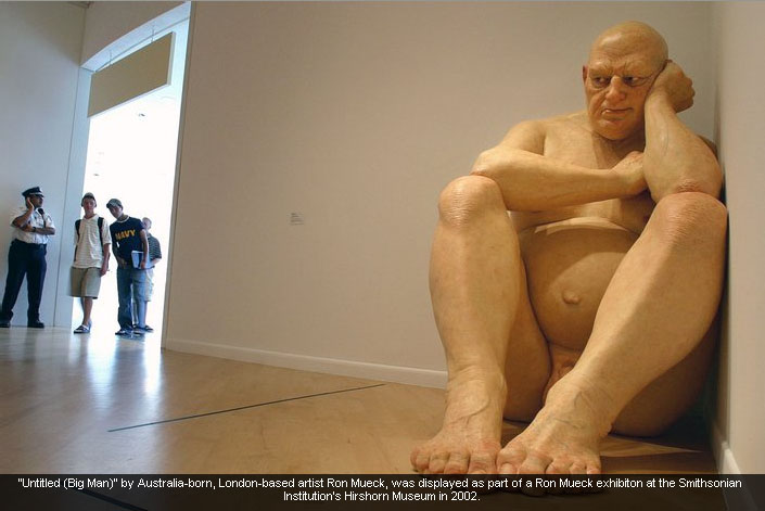 ron mueck Mueck10