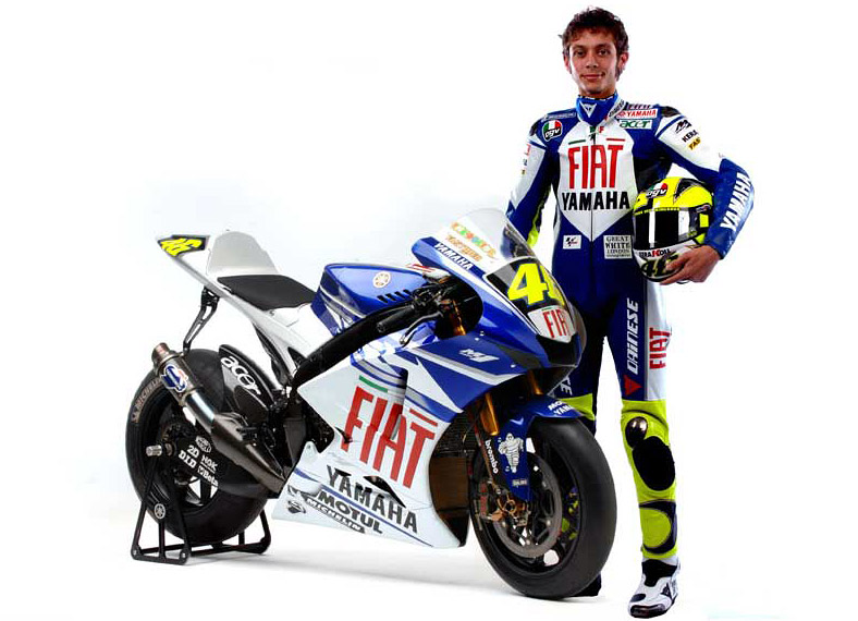 Valentino Rossi France