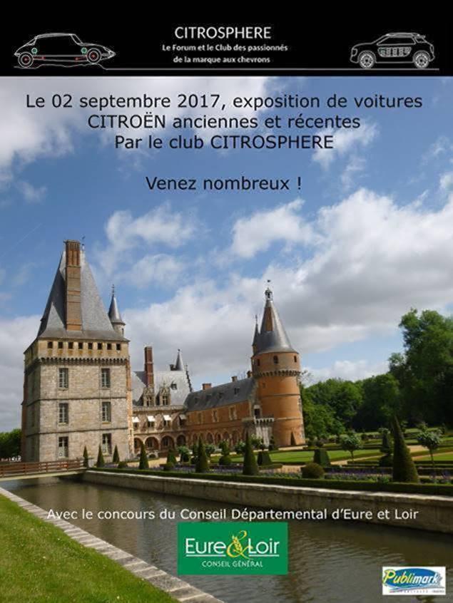 CITROSPHERE au Château de Maintenon 02 septembre 2017 Image010