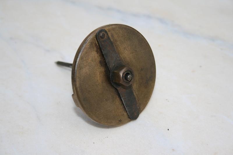 carburateur - CHAPEAU DE CUVE CARBURATEUR MILLOT T14 n° : 2 de 1922 Img_2814