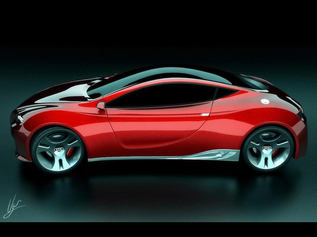 "[Audi] Locus Concept par ""Ugur Sahin"" Audi-l13"