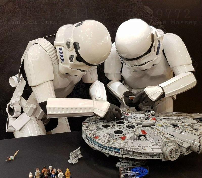 Αστείες φωτογραφίες με LEGO - Σελίδα 19 22218410