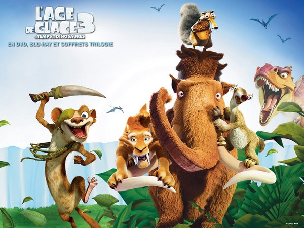 ICE AGE : DAWN OF THE DINOSAURS - 2009 - Iceage10