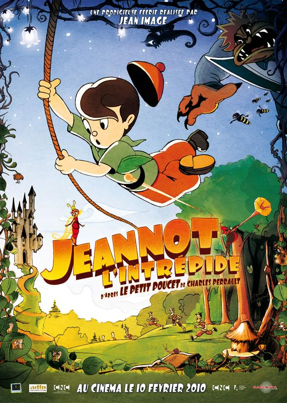 [Carlotta Films] Jeannot l'Intrépide (1950) Jeanno10