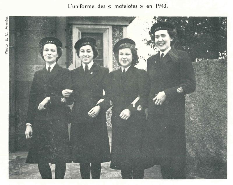 Marinettes SFF de De Gaulle en photos Sff_1910