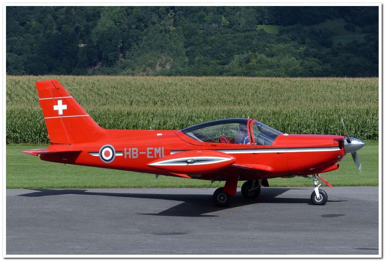 [LSGB] Aérodrome de Bex    P1190410