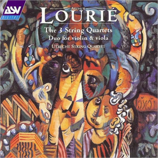 Arthur Lourié (1892-1966) Cover13