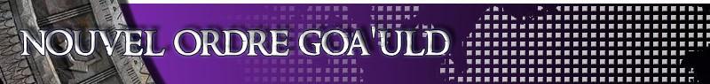 Nouvel Ordre Goa'uld