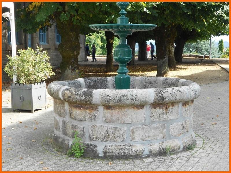 Corrèze (19) Meymac / fontaines Meymac14