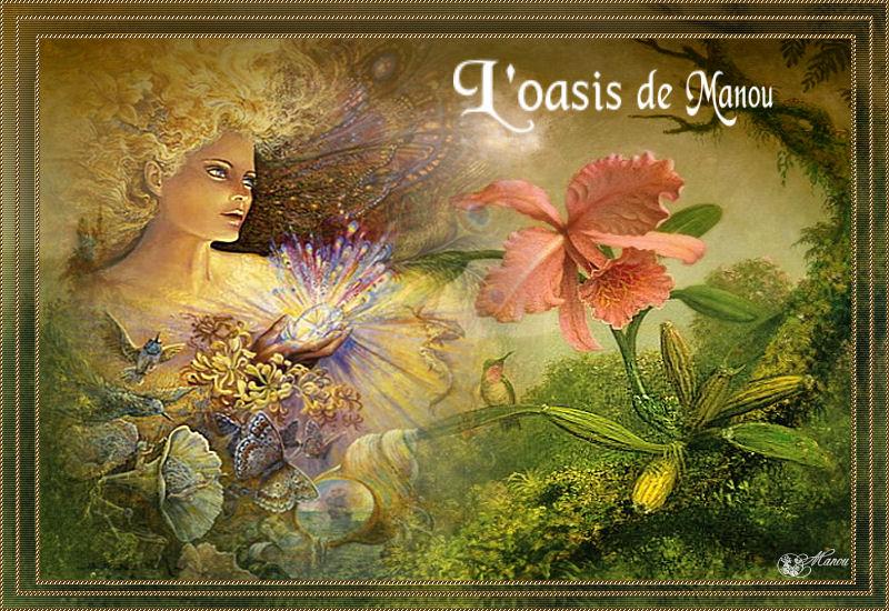 L'oasis de Manou