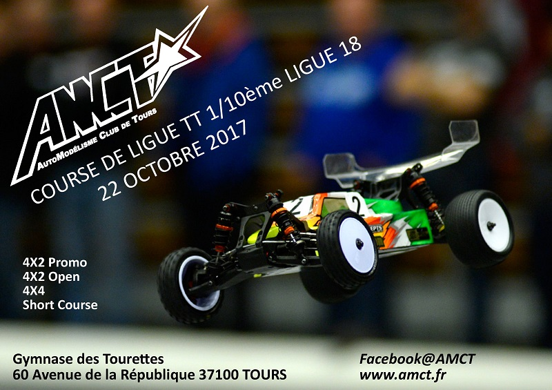Course 1/10 indoor à Tours le 22/10/17 Affich10