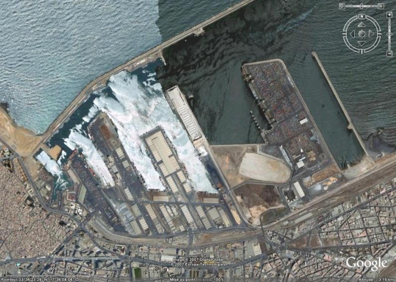 Le MAROC existe sur Google Earth (VENEZ ET PARTICIPEZ) Casa110