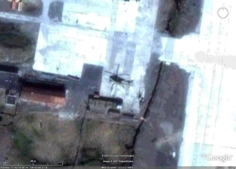 Helicoptères sur la base aérienne de Tiksi, Yakoutie (Sibérie) - Russie Helico11