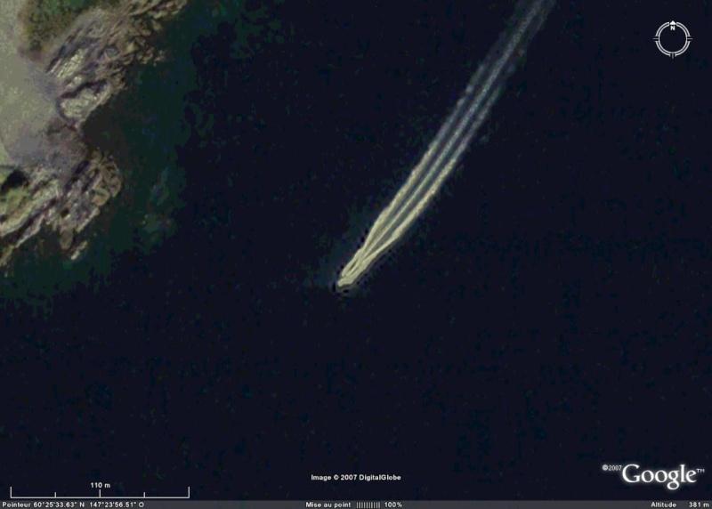 Bateau, Sous marin ? Little Smith Island [C'est quoi ?] Ilot510