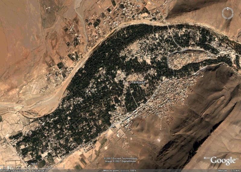 Le MAROC existe sur Google Earth (VENEZ ET PARTICIPEZ) Ville10