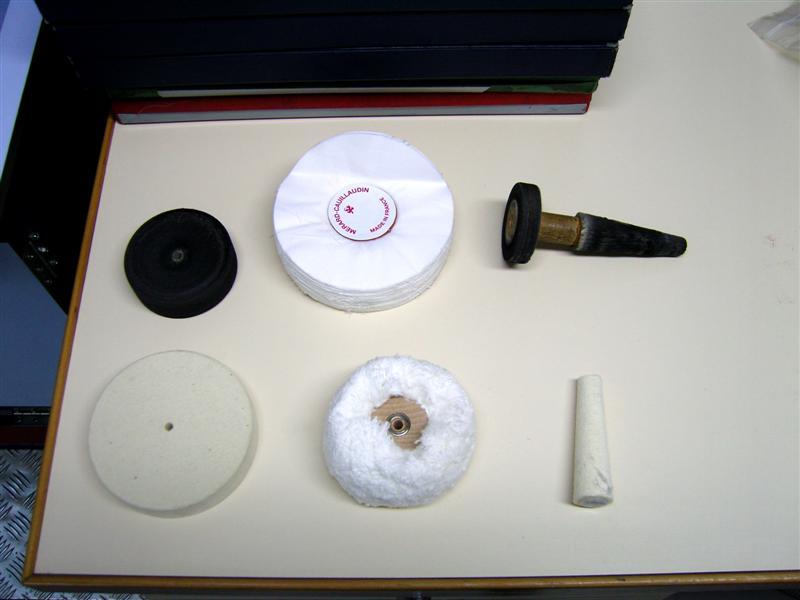 materiel polissage Snc10212