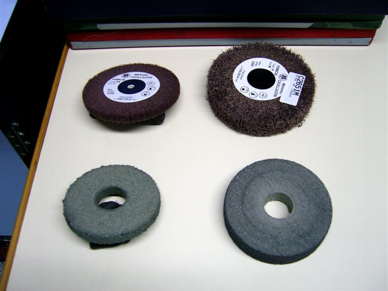 materiel polissage Snc10214