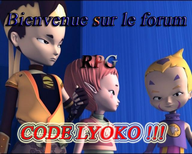 Le RPG-Forum de Code Lyoko