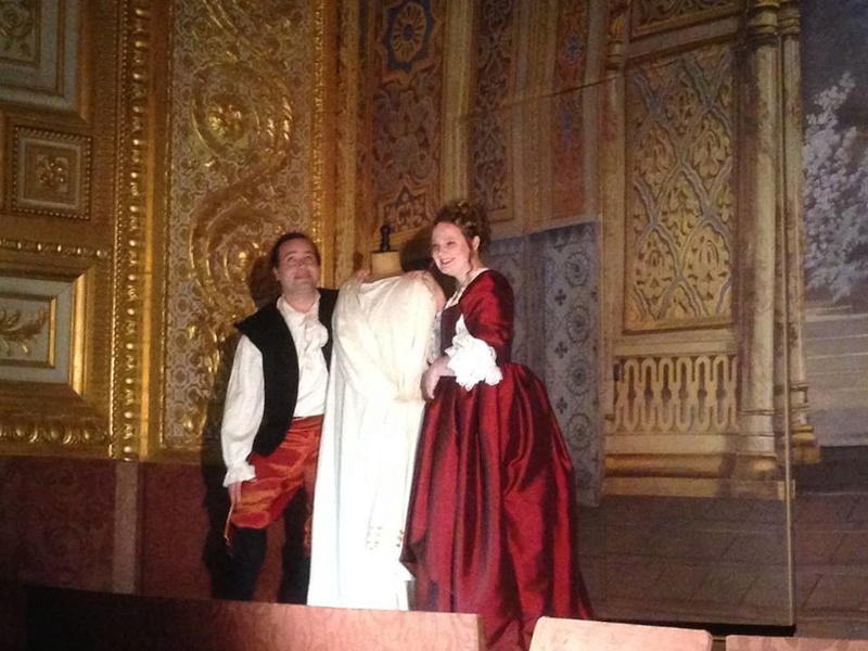 Le théâtre de Fontainebleau  - Page 2 17990710