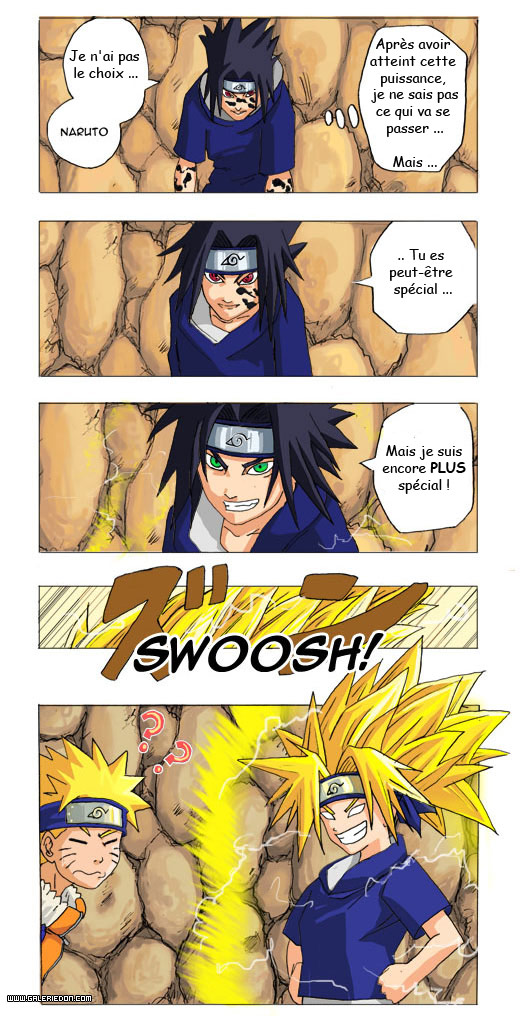 Vidéos, images drôles ^^ (naruto bien sur ) Sasuke11