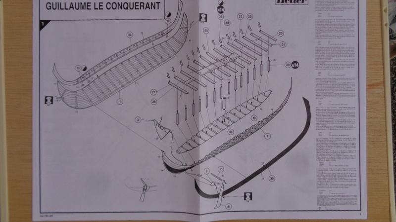 DRAKKAR Guillaume le Conquérant Dsc02758