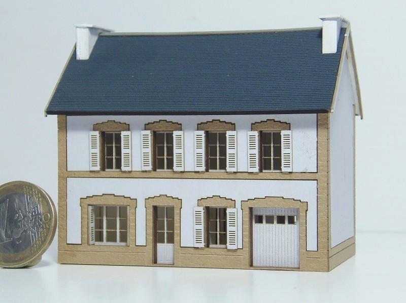 [Architecture & Passion] Une jolie maison de Ville 160vil11
