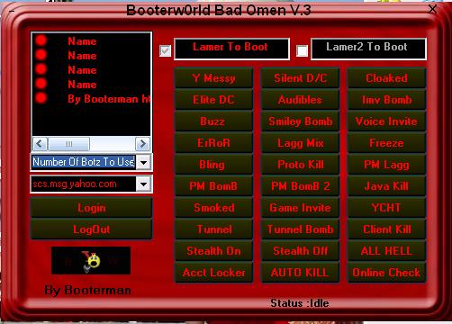 Booterw0rld Bad Omen V.3 Boot10