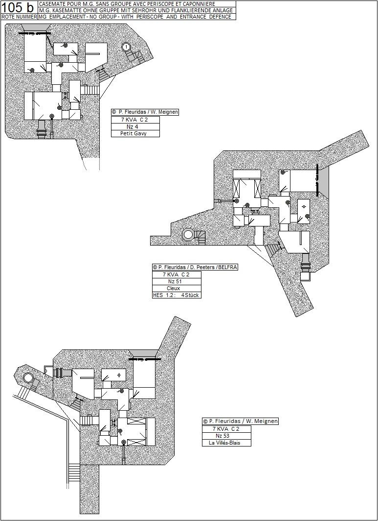 plans de bunker sur le mur de l'Atlantique 105_b_12