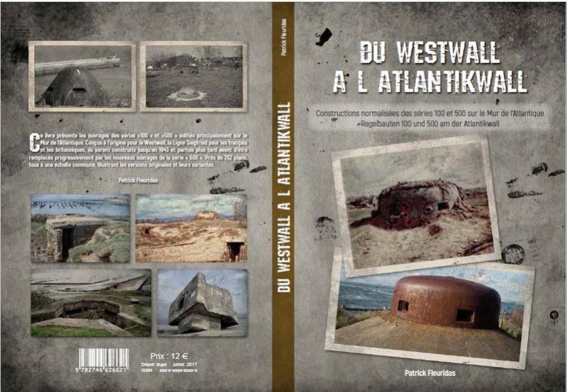 livre sur les séries 100 et 500 du mur de l'Atlantique Captur13