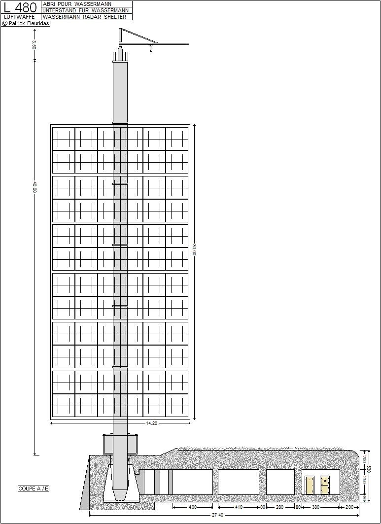 plans de bunker sur le mur de l'Atlantique L_480_10